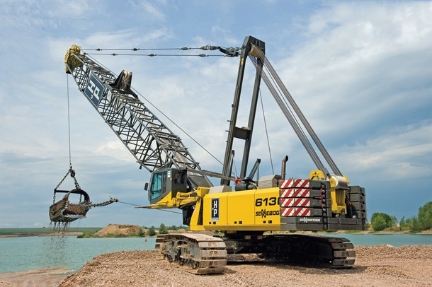 Crawler Crane Spare