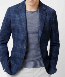 mens wool blazer