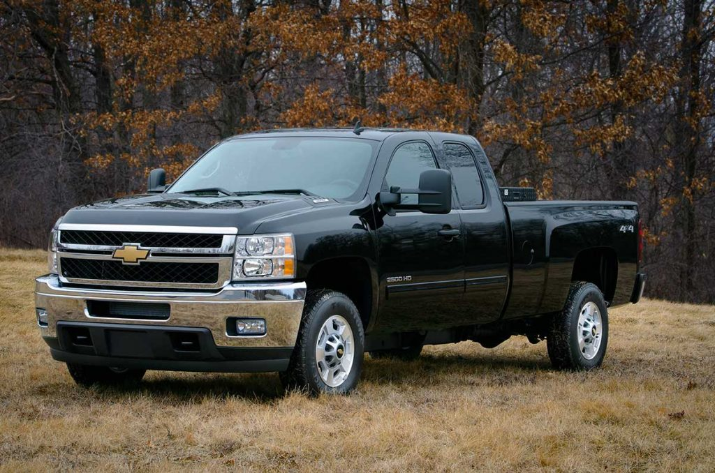 Used Trucks for Sale Online
