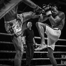 i love kickboxing gloves