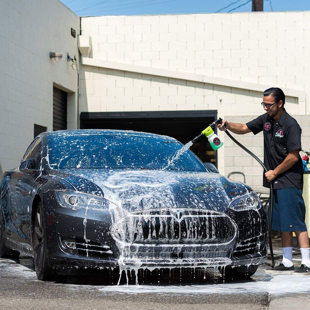 Car washing way of your car