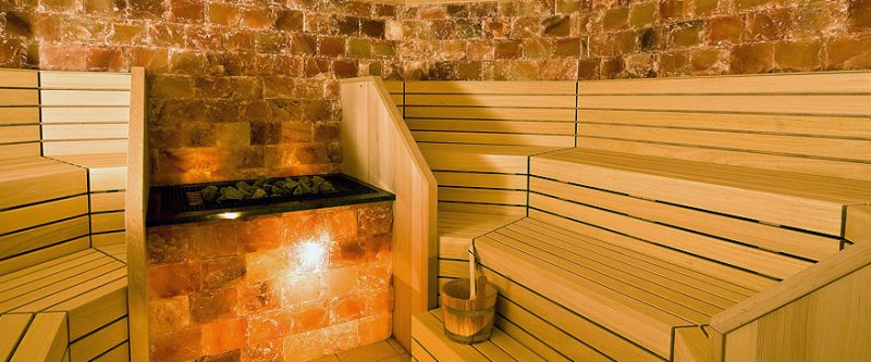 custom sauna design