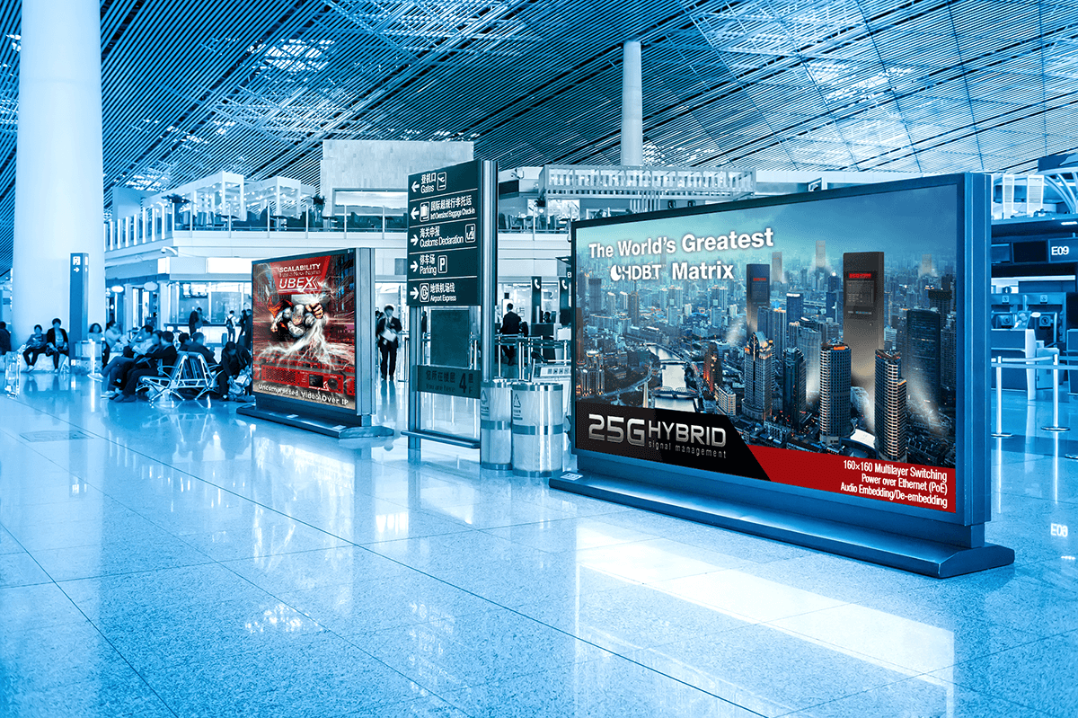 digital signage supplier in singapore