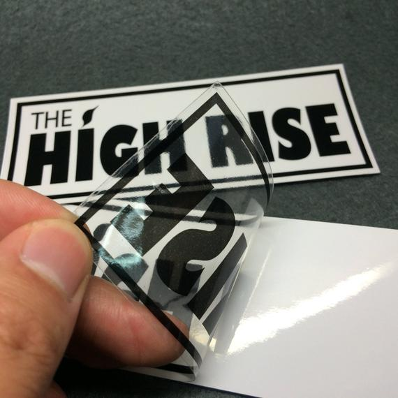 custom sticker printing Singapore