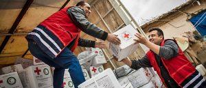 international humanitarian aid